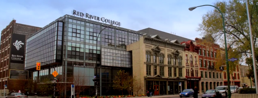 Red River College Campus Tour